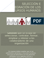 SELECCIÓN E INTEGRACIÓN DE LOS RECURSOS HUMANOS.pptx
