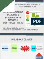 IDENTIFICACION DE PELIGROS Y EVALUACION DE RIESGOS.pptx
