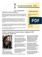 SVL Quarterly Newsletter Fall 2014 Edition