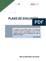 Plano avaliaçãoSessão 4