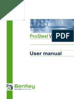 Manual ProSteel