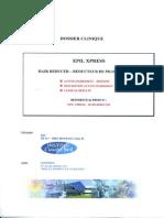 Epil Xpress Reducteur de Pilosite Visage Efficacite