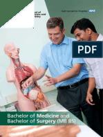 Medicine MBBS Brochure
