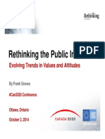 Rethinking the Public Interest