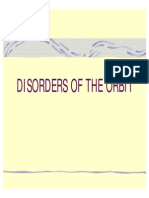 Disorders of the Orbit