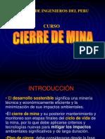Elaboración en PLAN DE CIERRE MINA.ppt