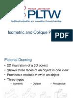 day 1 - 2 2 1 a  isometricobliquepictorials