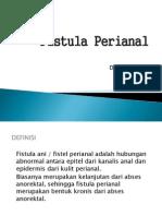Fistula Perianal Pw Poin