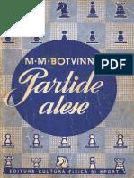 Botvinnik Partide Alese 1950