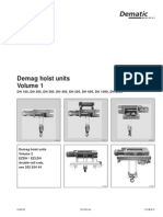 Demag Hoist Units Vol1