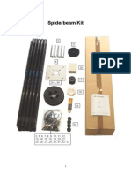 Spiderbeam Kit Italiano