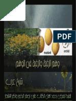 وهم الرغبة والرغبة في الوهم تفنيدا لبعض ردود أهل الكتاب على بحث أصغر البذور وأكبر الأشجار