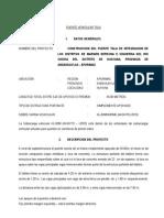 calculo hidrologia puente mixto.pdf