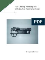 14066913 Selfmade Mauser Bolt Action Receiver