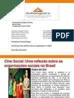 Cine Social- Uma reflexão sobre as organizações sociais no Brasil..pptx
