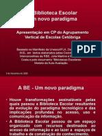 BE - Novo Paradigma