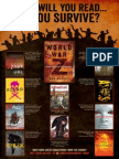 World War Z ReadAlike Poster