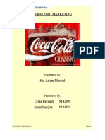supply chain management of coca cola company pdf