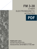 US Army Cyber Electromagnetic Activities