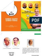 Bjp Abridged Manifesto