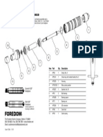 Foredom Hand Piece Parts-H30