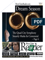 River Cities' Reader - Issue 866 - October 2, 2014