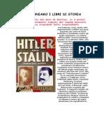 Aggiorniamo i Libri Di Storia