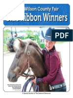 Blue Ribbon 2014