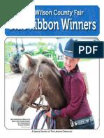 Blue Ribbon 2014