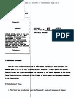 John Booker v. Michael Nutter, Et Al.