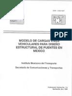 Modelo de Cargas Vivas Vehiculares para Diseño Estructutral de Puentes.pdf