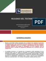 CLASE 14 NULIDAD DEL TESTAMENTO.ppt