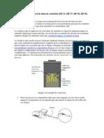 Como restaurar el nivel de tinta de cartuchos HP 21.docx