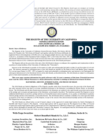 2014 UC Financial Documents