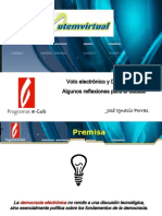 voto electronico.ppt
