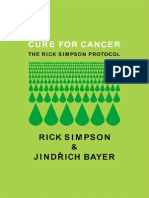 Cure for Cancer - The Rick Simpson Protocol (1)
