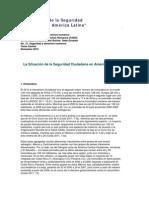 La Situación de la Seguridad Ciudadana en América Latina - Gino Costa.pdf