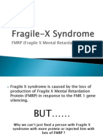 Fragile-X Syndrome (FMRP)