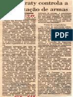 JACOBSON, Maria Luiza - Itamaraty controla a exportação de armas - Folha de São Paulo, 21 de abril de 1986.pdf