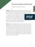 Panamá; El Canal como Palanca del Desarrollo - Sigeily Fanovich y Salvador Sánchez.pdf