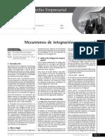 256 DERECHO EMPRESARIAL Mecanismos de integracion empresarial.pdf