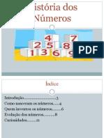 Historia dos Numeros ppt.ppt