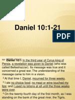 Understanding Spiritual Warfare - Daniel 10
