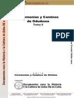Ceremonias y Caminos de Oduduwa Tomo II