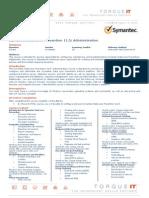 DLP Symantec Training