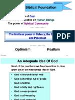 07Biblical Foundations - Idea of God
