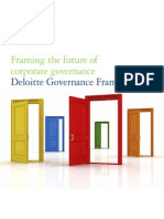 US AERS Governance Framework 102412 Final