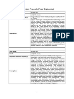 PhD Project Proposals_PE
