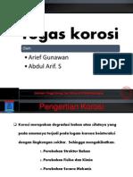 Klasifikasi Korosi