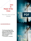 Bible Lessons for Youth - Power of the Cross